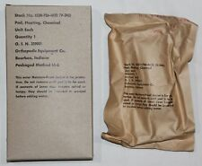 MINT, UNISSUED EARLY VIETNAM 1957 DATED CHEMICAL HEATING PAD, MEDICAL ITEM