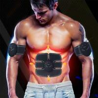 New Trainer Abdominal Toning Muscle Toner Charminer Abs Smart EMS Fitness Belt