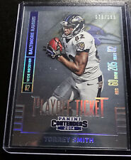 2014 Panini Contenders Playoff Ticket #77 Torrey Smith Ravens 78/199 Card