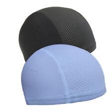 Mens Quick-Drying Skull Cap Cycling Motorbike Riding Under Helmet Hat Beanie