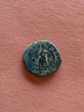 Anonymous Vandalic Period Issue, 5th Century AD, North Africa 0,9g-13mm RARE