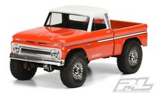 Proline 1966 Chevrolet C-10 Clear Body (Cab + Bed) Scale Crawlers - PRO3483-00