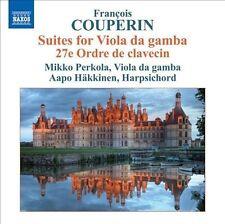 Suites for Viola Da Gamba 27e Ordre De Claveccin, New Music