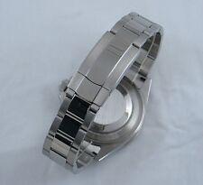 PARNIS 20 mm Cinturino in Acciaio Inox per 40 mm ROLEX SUBMARINER E OROLOGI GMT