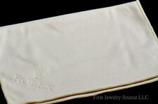 Rolex Cream Colored Polishing Cloth