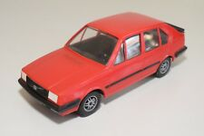 K STAHLBERG FINLAND PLASTIC VOLVO 360 GLT 360GLT RED EXCELLENT CONDITION