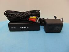 Dynex RF Modulator WS-007 RCA/S-Video To Coax Video Converter w/ AV Cable