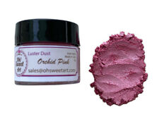 ORCHID PINK  Luster Dust Food Fondant Color Cake Decorating Gum Paste 4 grams