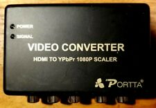 Portta HDMI Converter HDMI to YPbPr RGB Component