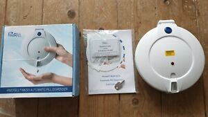 Pivotell Mk3/11 Automatic Electronic Medical Pill Dispenser NEW