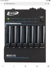 Elation ADJ Products 12 Channel Basic DMX Controller (SDC12)