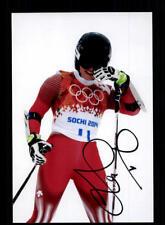 Lara Gut  Foto Original Signiert Ski Alpine +A 177625