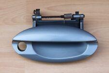 FRONT RIGHT / DRIVERS DOOR HANDLE (ZIRCON BLUE) Jaguar X-Type 2001-2010
