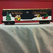 MTH *NEW* Christmas/Holiday Car 2000 30-7454