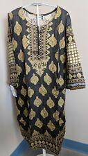Indian Pakistani Kurta Cotton Viscose Kurti Women Straight Ethnic Casual Tunic