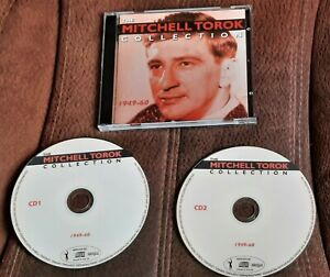 THE MITCHELL TOROK COLLECTION 1949 - 60 2013 DOUBLE CD COUNTRY & WESTERN