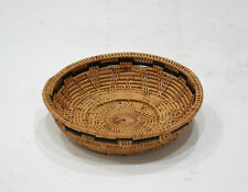 Basket Indonesian Round Rattan Basket