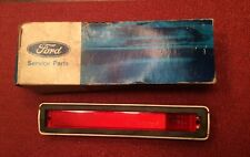 NOS Ford 1972-73 Lincoln Mark IV LH Rear Side Marker Lamp D2LY-15A201-D