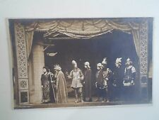 Rare Vintage RPPC People In Costumes LEEDS J Roberts Photographer       §G230