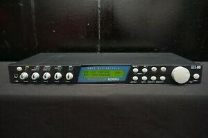 E-MU Proteus 1000 30th Anniversary 1U Rack MIDI Synthesiser Sound Module