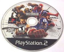 Marvel: Ultimate Alliance (Sony PlayStation 2, 2006)(DISC ONLY) #1383