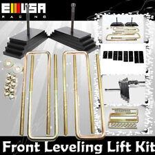 "Front Leveling 2""Lift Kit Fit 99-04 F250 SuperDuty 4x4 Model w/Front Leaf Spring"