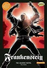 Frankenstein: The Graphic Novel by Mary Shelley (Paperback / softback, 2008)