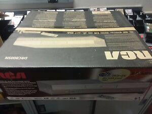 RCA DRC8005N Progressive-Scan DVD Player/Recorder with USB Port - Works Great!