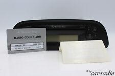 Original Mercedes Sound 30 BE6052 CD-Player Becker Autoradio A 004 820 17 86 OEM