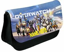 OVERWATCH #1 PERSONALISED PENCIL CASE