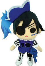Black Butler 8'' Ciel Book of Circus Plush Anime Manga NEW