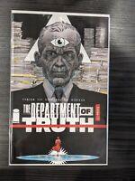 DEPARTMENT OF TRUTH #1 Declan Shalvey, Simmonds, James Tynion IMAGE COMICS