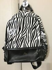 Korean Canvas Studded Spike Backpack Shoulder Laptop Bag G-Dragon EXO Handbags