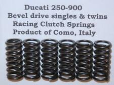 Ducati 250-900 all bevel drive WORLD'S BEST clutch springs Made in Como, Italy