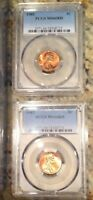1985 Lincoln Memorial Cent PCGS Graded MS66 RD  Low Pop! Price per Coin!