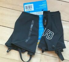 Ultimate Direction FK Ankle Gaiters Black SM NEW
