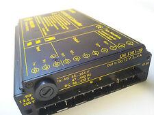 Melcher M 1000 LM 1301-7R  AC DC/DC-DC Converter 12V, 0...4A
