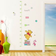 hot Winnie The Pooh Wall Stickers DIY Decal Removable Sticker Kids Room Decor