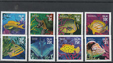 Palauan Fish & Marine Animals Sheet Postal Stamps