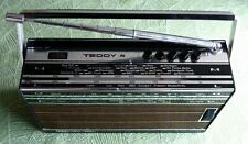 Radio transistor ITT Schaub-Lorenz Teddy4 (1971) works very well TSF vintage