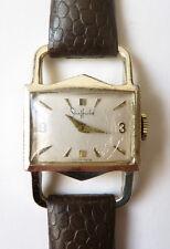 Ancienne montre SHEFFIELD femme ou homme mécanique Suisse Swiss watch