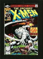 Uncanny X-Men #140, FN/VF 7.0, Alpha Flight, Wendigo, Wolverine, Nightcrawler