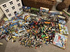 HUGE Joblot Bundle LEGO Minifigures Assorted City Chima Creator Minecraft - 10KG