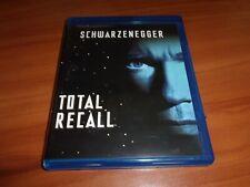 Total Recall (Blu-ray Disc, Widescreen 2006) Used  Arnold Schwarzenegger