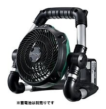 NEW Hitachi Koki Cordless Fan small light no charger  Japan Import With Tracking