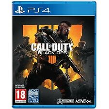 Juego Sony PS4 Call of Duty Black Ops IIII