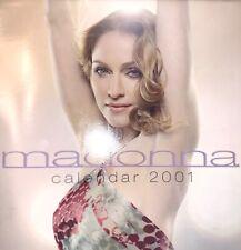 MADONNA - OFFICIAL 2001 CALENDAR  [BRAND NEW & MINT CONDITION]