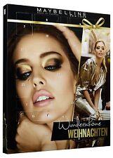 Maybelline New York Adventskalender Make Up Beauty Kosmetik Weihnachtskalender
