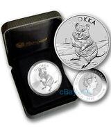 2020 1oz Silver Quokka Perth Mint Coin 99.99% Pure BU Bullion in Case COA RARE