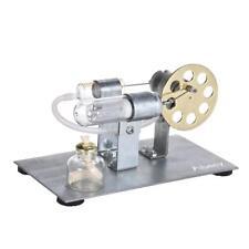 Aibecy Mini Hot Air Stirling Engine Motor Model Stream Power Physics D4L8